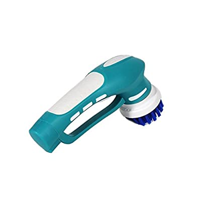 Clean Brush,Fitiger Portable Power Scrubber Cleaning Kit Cordless Power Scrubber Brush for Kitchen,Bathroom