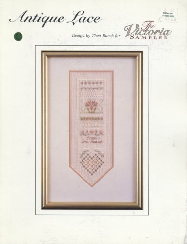 Antique Lace (Cross Stitch and Hardanger Sampler)