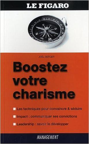 Livres gratuits en ligne Boostez votre charisme epub, pdf