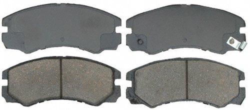 Raybestos SGD579C Service Grade Ceramic Disc Brake Pad Set