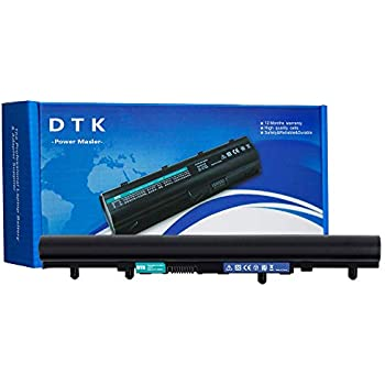 DTK AL12A32 TZ41R1122 Laptop Battery Replacement for ACER Aspire V5-471 V5-431 V5-531 V5-571 V5-431G/P V5-471G/P V5-531G/P V5-571G/P Notebook Batteries ...