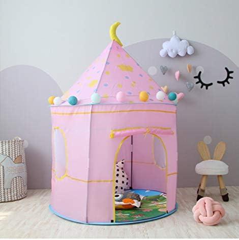 miaomiao tentkindertent opvouwbaar voor kinderen babyspeelhuis prinses kasteel kinderen Hang Vlag Tent kinderkamer speelgoed