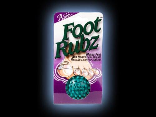 Foot Rubz Massage Ball 10 Pack