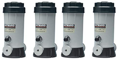 Hayward CL220 Off-line Automatic Chemical Feeder (Pack of 4)