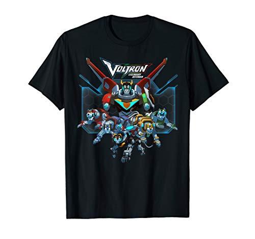 Voltron: Legendary Defender Legendary T-shirt