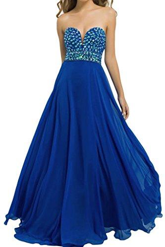 TOSKANA BRAUT - Vestido - trapecio - para mujer azul 40