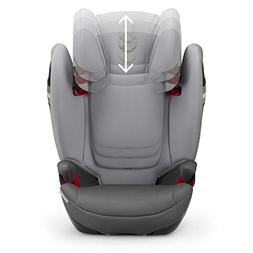 Cybex Gold Solution S Fix Childs Car Seat For Cars With