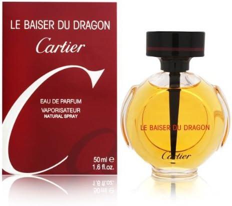 Cartier Le Baiser Du Dragon Edp Vapo 30 Ml: Amazon.it: Bellezza