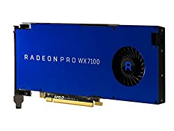 Image of the product AMD Radeon Pro WX 7100 that is listed on the catalogue brand of AMD.