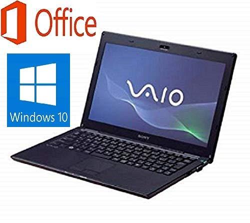 【Microsoft Office 2016搭載】【新品SSD:240GB】【Win 10搭載】SONY VAIO SVS131G21N第三世代 Core i3 @3210Mメモリー 4GB/【SSD:240GB】/Win10/64bit搭載DVDマルチ/カメラ B07J2L1WTF