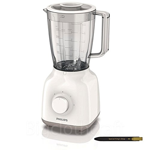 Philips Hr2100 White Blender Problend Mixer 220v, 1.5l, 400w