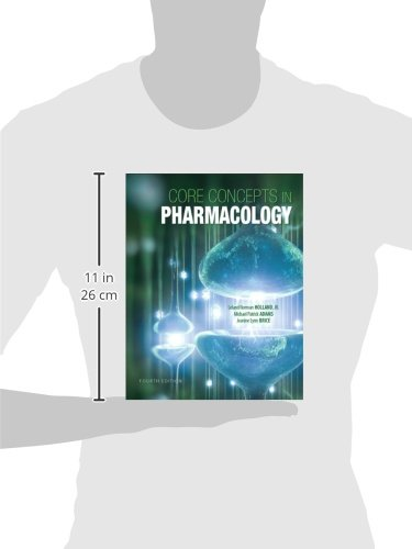 Core Concepts in Pharmacology (4th Edition)