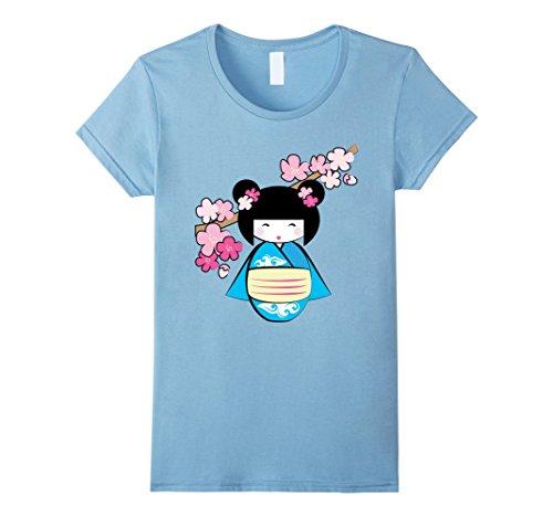 Xl Ladies Baby Doll T-Shirt - 5