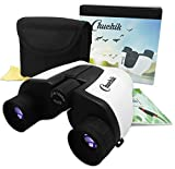 Chuchik Toys Best Binoculars For Kids, 10X22 Magnification. A Unique Gift For Boys