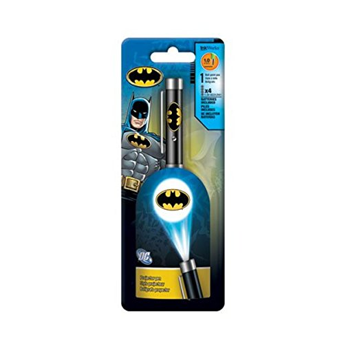 Batman And Superman Projector Pens, Bundle Of 2 Super Hero Pens: Amazon.in:  Office Products