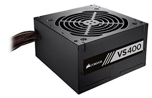 S400, 400 Watt, 80+ White Certified, Non-Modular Power Supply ()