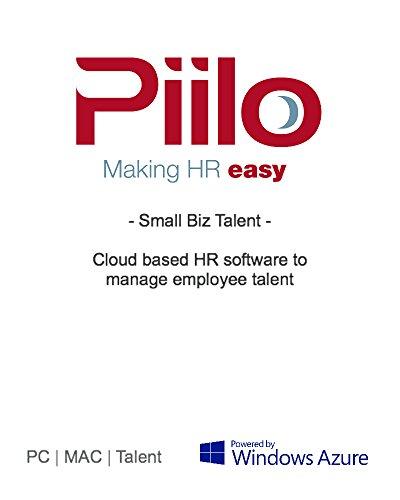 Piilo HR Small Biz Talent 10 [Online Code] by Piilo HR
