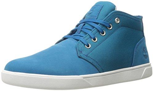 Cordura Timberland Blue Chukka Mykonos LTT Sneaker Fashion L Nubuck F Mens Groveton aprxqPa