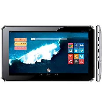 PRIXTON MAVERICKS 4GB 3G Negro, Color blanco - Tablet (Rockchip, DDR3-SDRAM, MicroSD (TransFlash), Flash, 800 x 480 Pixeles, Multi-touch): Amazon.es: ...