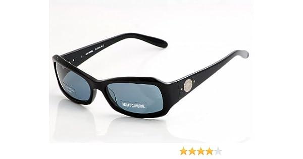 Amazon.com: Harley-Davidson HDX 804 Black (BLK-3) Rectangle ...