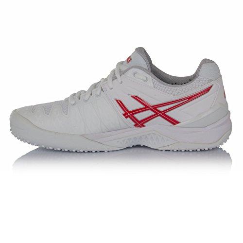 Asics Gel-Resolution 6Grass–Chaussure Tennis Femme–Womens Tennis Shoes–e55uj 0110
