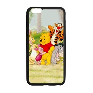 Personalized iPhone 6 Case, Winnie The Pooh iPhone Case, Custom iPhone 6 Cover (4.7 inch)