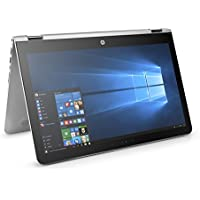 HP ENVY x360 15-aq173cl 15.6 Touchscreen Notebook - Intel Core i7-7500U (7th Gen)Dual-Core 2.70 GHz - 8 GB DDR4 SDRAM - 256 GB SSD - Windows 10 Home - Natural Silver (Certified Refurbished)