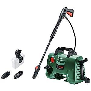 Bosch 06008A7F70 EasyAquatak 110 High Pressure Washer, Green, 37.5 cm*40.0 cm*20.0 cm