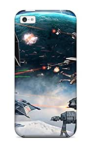 CharlesRaymondBaylor VoQczfm15808kCZMi Case For Iphone 5c With Nice Video Game Star Wars Appearance by lolosakes
