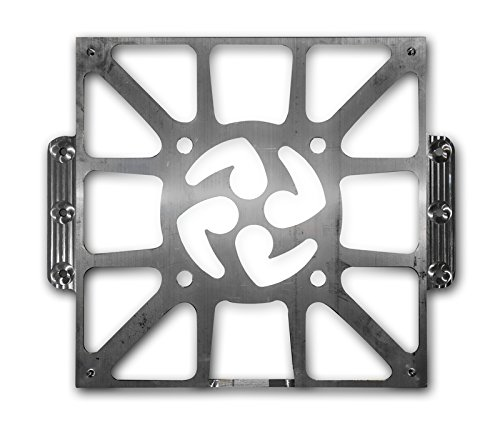3D Printer Aluminum Carriage Upgrade – Leveling Tray for TAZ 4/5 Replaceable Bed