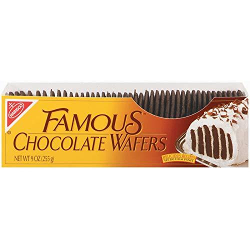 Nabisco Famous Chocolate Wafers, Holiday Christmas