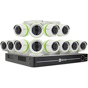 Amazon Com Ezviz Outdoor 3mp Video Security Surveillance