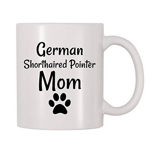 4 All Times German Shorthaired Pointer Mom Coffee Mug (11 oz)