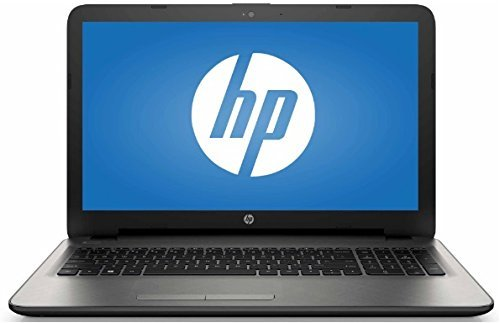 HP 15.6 Inch Laptop PC (Intel Core i5-5200U Processor up to 2.7GHz, 6GB DDR3 RAM, 1TB HDD, DVD RW, USB 3.0, HDMI, RJ45, Windows 10 Home) (Certified Refurbished)