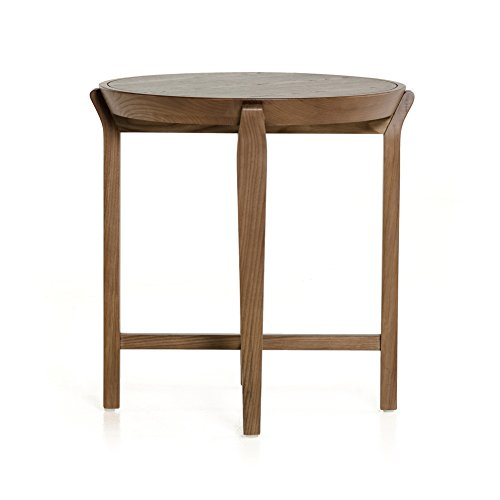 Limari Home Zora Collection Modern Living Room and Den Contemporary Side End Table, ()