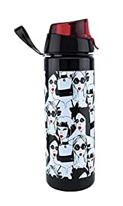 Herevin 750ml Decorated Sports Bottle PC- Ladies