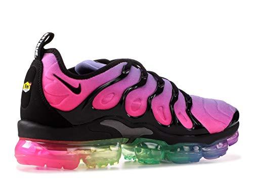 Plus Para W Zapatillas Vapormax Black Nike Purple Pulse Air Mujer Blast pink n1wxOWH