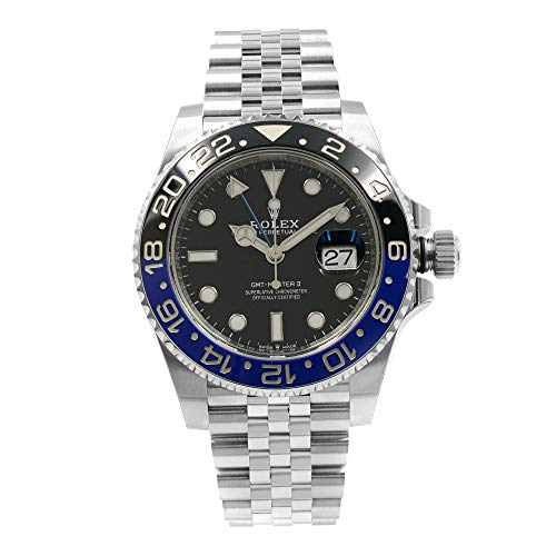 Rolex GMT Master II Automatic-self-Wind Male Watch 126710 (Certified Pre-Owned) (Gmt Master Ii Rolex)