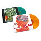 Can: Colored Vinyl LP Album Pack (Ege Bamyasi, Tago Mago)