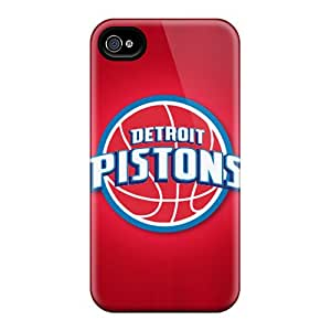 For Iphone 6 Premium Cases Covers Detroit Pistons Protective Cases