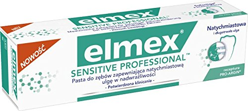 Elmex Sensitive Toothpaste Professional 75ml