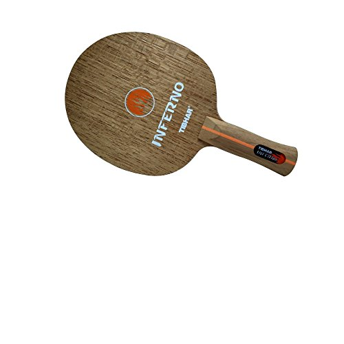 Best Buy! TIBHAR INFERNO Table Tennis Blade, AN Handle