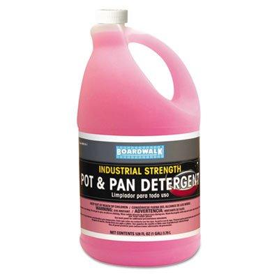 BWK7014 - Manual Pot And Pan Dish Detergent, 1gal Bottle
