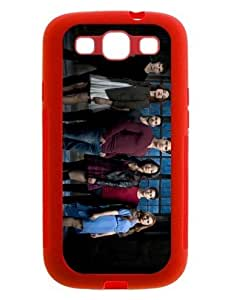 """Samsung Galaxy S3 I9300 Case with TV Show """"Teen Wolf"""