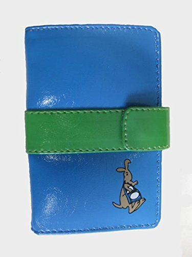 myWallaby Joey Wallet (Pink and Magenta)