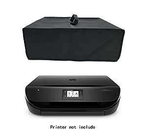 Wommty Antiestático Funda de Cubierta de Polvo de Impresora de Nailon Resistente al Agua a Prueba de Protector para HP Envy ...