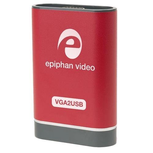 VGA2USB - VGA Video Frame Grabber Capture Device via USB2