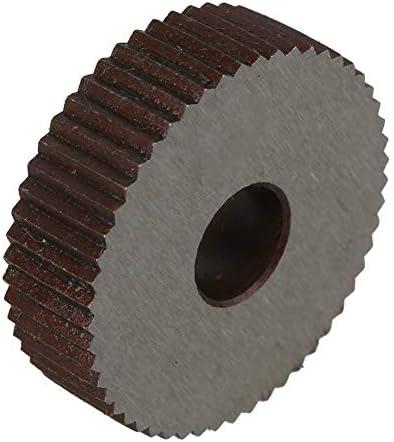 NO LOGO Rändelwerkzeug 4pcs Positiv Negativ Rändelwerkzeug Silber Diagonal Rad Knurl 1,5 mm Pitch-Legierung Hebt
