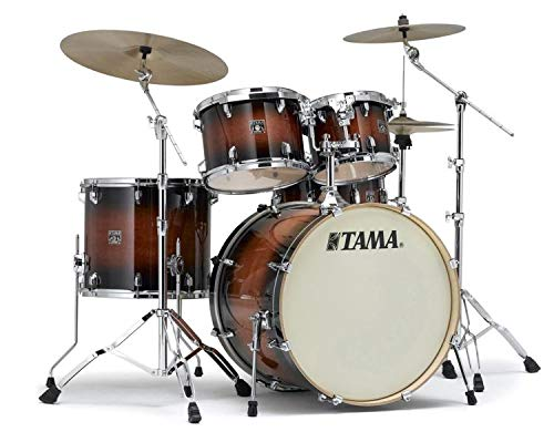 Tama Superstar Classic 5-piece Shell Pack - Mahogany Burst -