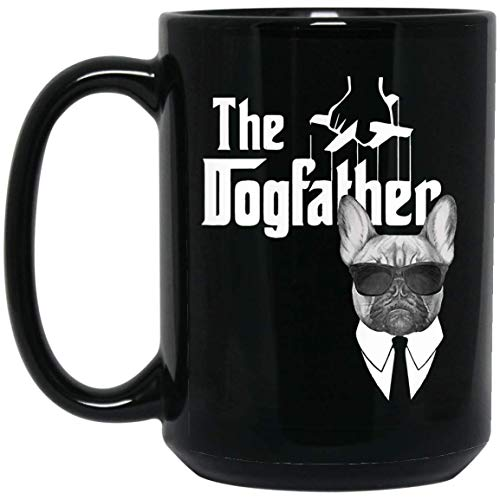 Used, The Mafia World The Dogfather Pug Coffee Mug - 15Oz for sale  Delivered anywhere in USA